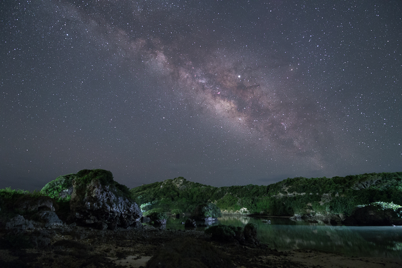 イムギャーマリンガーデンの星空B.jpg