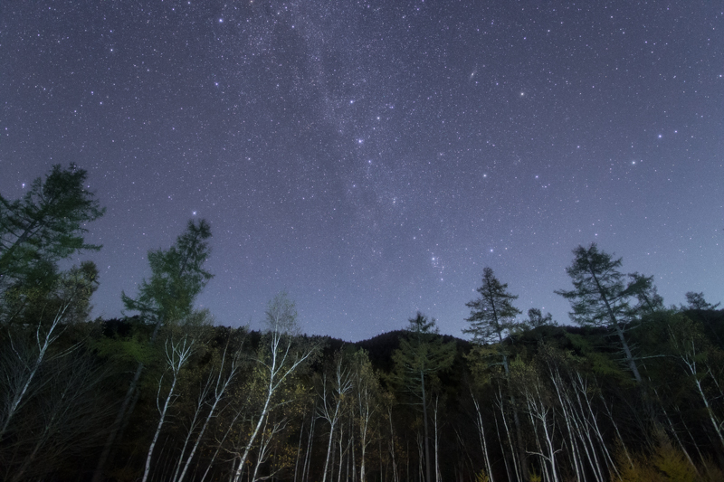 カシオペア座と北天の星空B.jpg