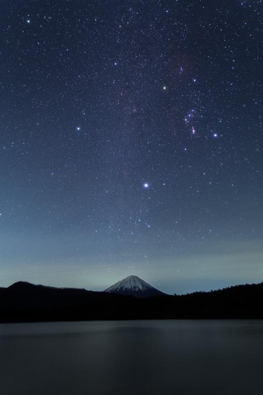 富士と冬の大三角B.jpg