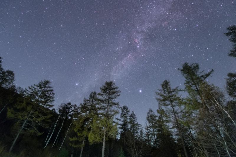 西の空に輝く夏の大三角B.jpg