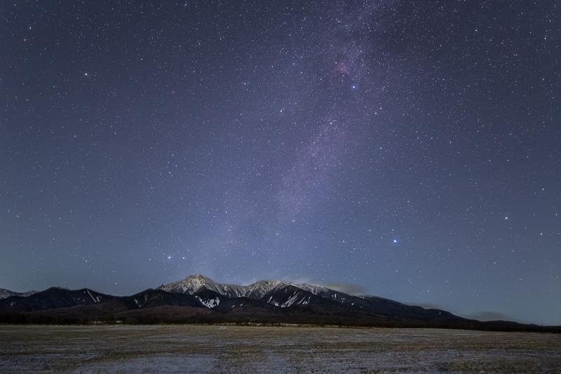 雪山に沈む夏の大三角B.jpg